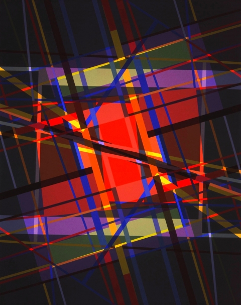 Programme 1, 2006. 61 x 51 cm