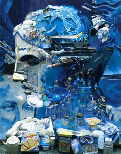 Bernard Pras - Venus Bleu