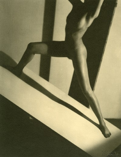 Upward Thrust (woman on board), 1929/1996