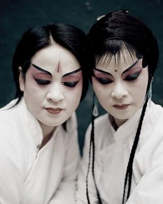 Portraits 2003-09   Chang Sheng Dian Opera