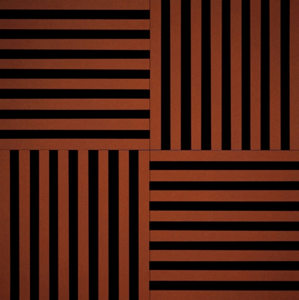 Spacer, 2006. 51 x 51 cm