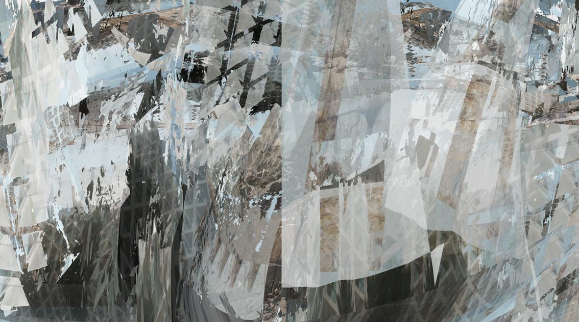 Jerusalem,  100 x 182 cm, 2011