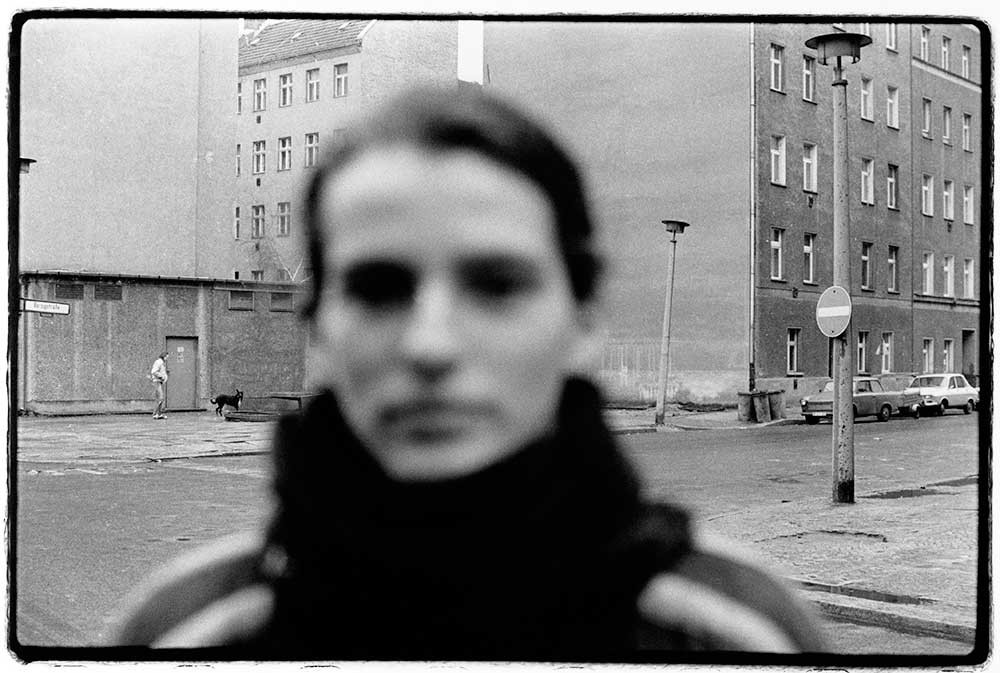 Susanne Schleier, 1987. Tieckstraße / Borsigstraße, Berlin