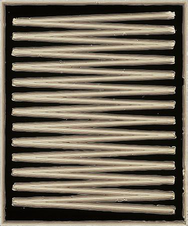 PIERRE CORDIER & GUNDI FALK. Chimigramme 15/2/14, 2014. Chemigramm. Unikat. 60 x 50 cm