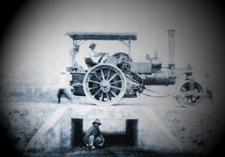 Steamer XTZ, Chiang Mai, 1903