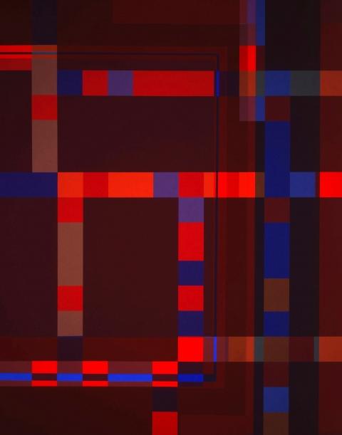 Finding, 2006. 61 x 51 cm