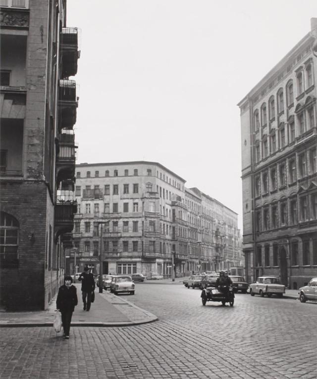 Gneiststrasse, Pappelallee, 1976