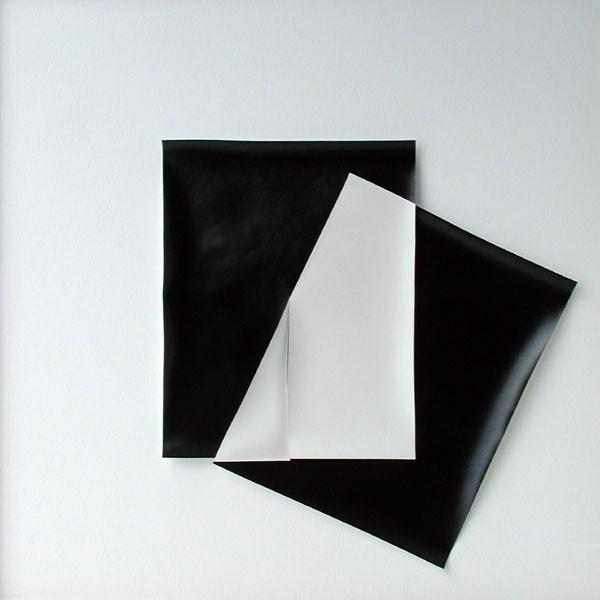 o.T. Fotopapierarbeit IV, 1986. 60 x 60 cm