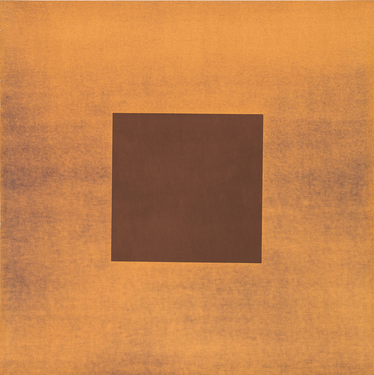 "PIERRE CORDIER. Chimigramme 26/8/77 III ""Minimal Photography"", 1977. Chemigramm. Unikat. 50 x 50 cm"