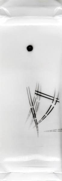tube, 2014. 18 x 6 cm