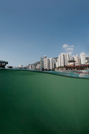 Hong Kong Island. Ap Lei Chau. 2010