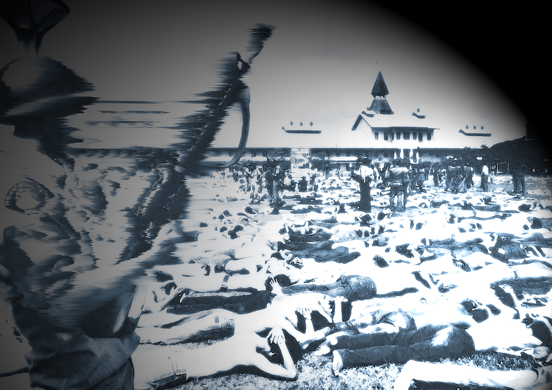 Returning opression by army