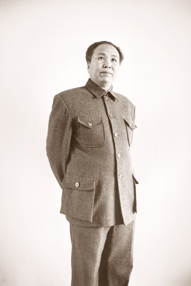 Impersonating Mao 9, 2012