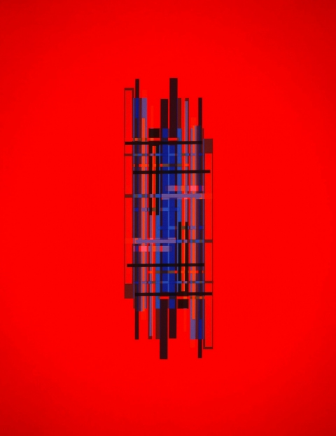 Guide, 2006.  61 x 51 cm