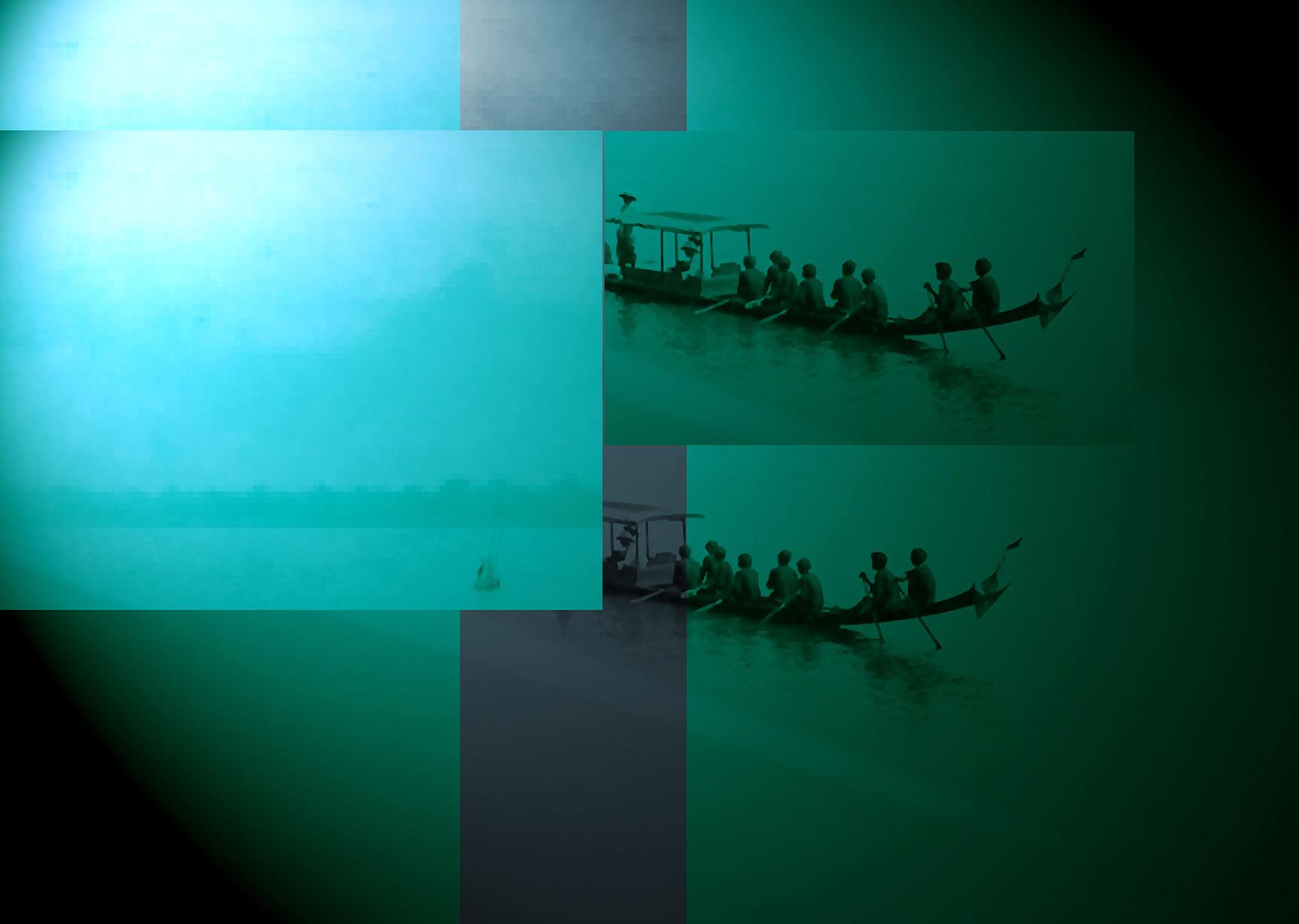 Chula mekong river