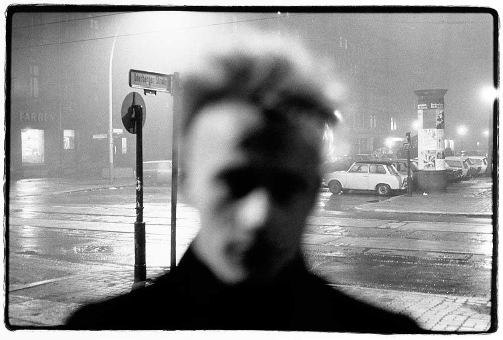 Georg Harbaum, 1987. Oderberger Straße / Kastanienalle, Berlin