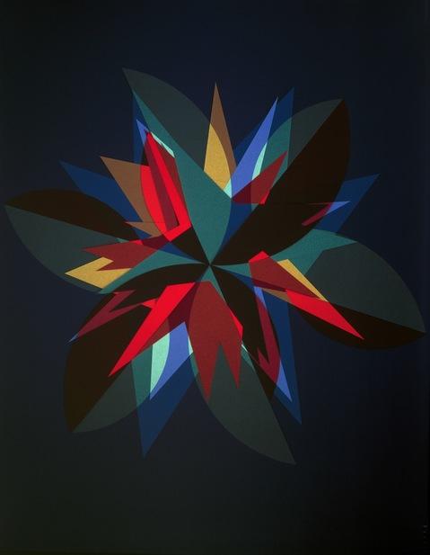 Stereo, 2005. 127 x 101,6 cm