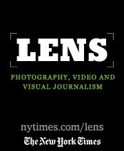 Lens is the photography blog of The New York Times, presenting the finest and most interesting visual and multimedia reporting — photographs, videos and slide shows. A showcase for Times photographers, it also seeks to highlight the best work of other new