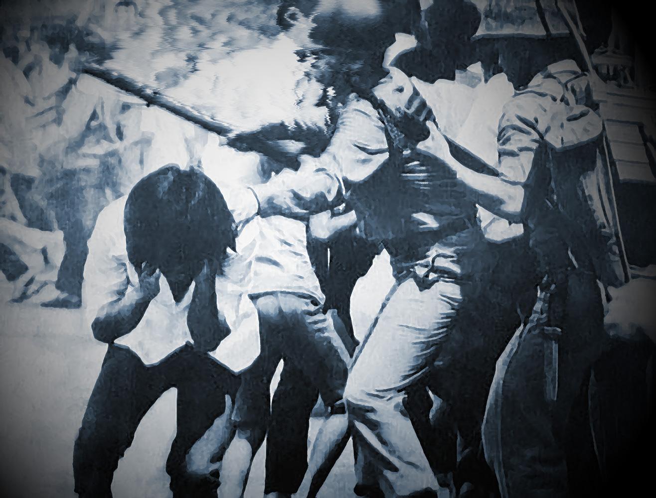 Student uprising of 14 October 1973, Bangkok