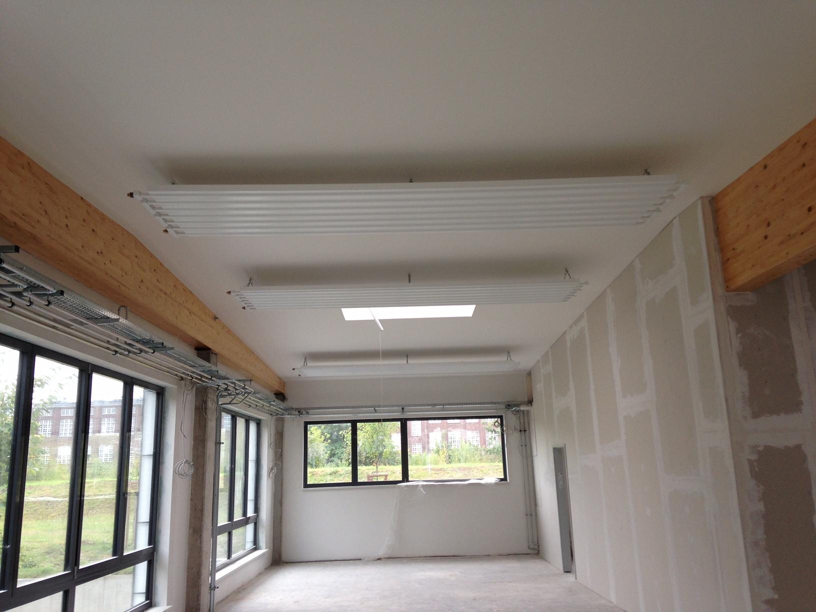 Neubau Bauteil C Werkstatt für Holzbereitung der Betriebsstätte Bornitzstraße 63-65 in 10365 Berlin