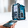 充電式ラジオMR108