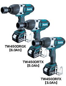 TW450DRGX / TW450DRTX / TW450DRFX