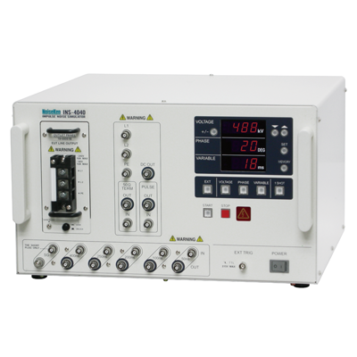 Noiseken インパルスノイズシミュレーター INS-4040