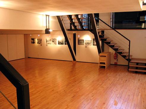 Auditorium - Centre des Cultures de l'Habiter [CCHa]