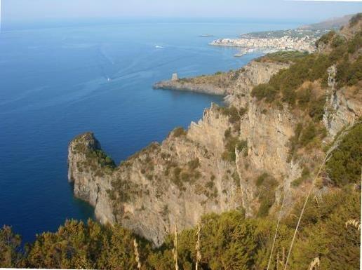 Italien - interessante Wanderrouten am Golfo di Policastro