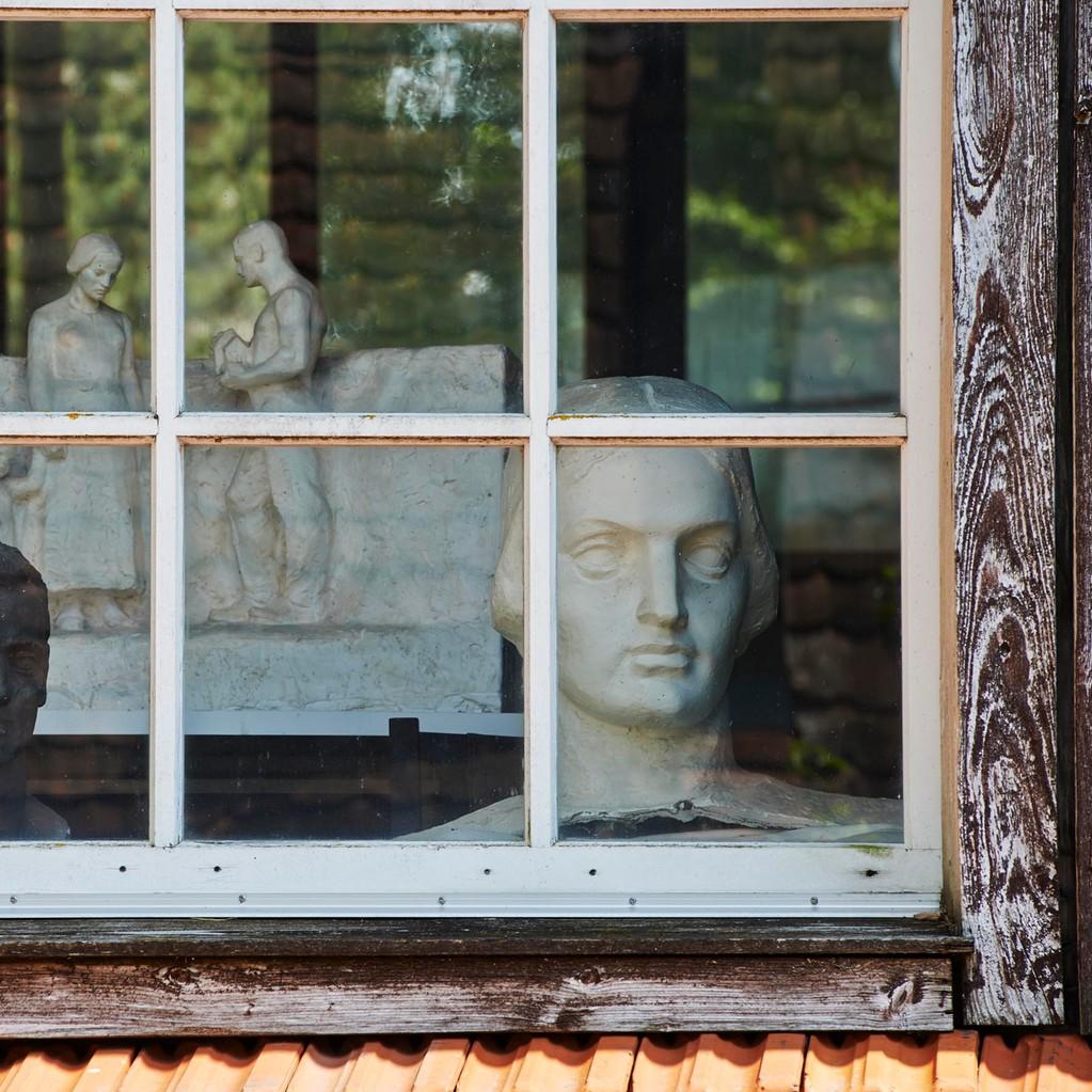 Bildhauer-Atelier von Anton Meier, Senior