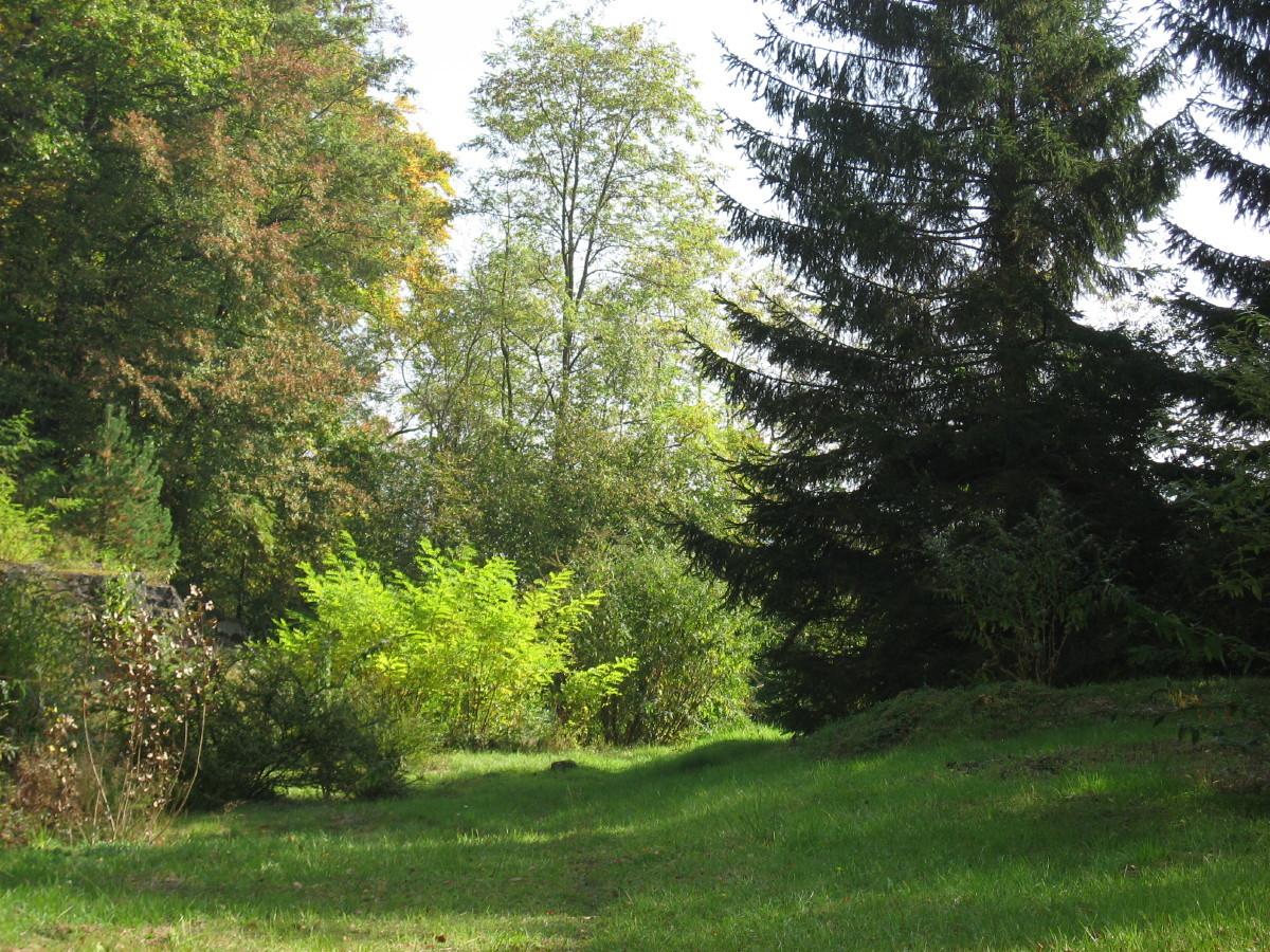 Weg zur Römerfundstelle