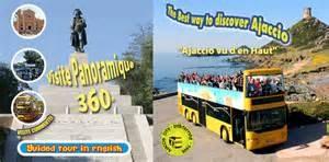 Visiter Ajaccio et ses environs en bus panoramique