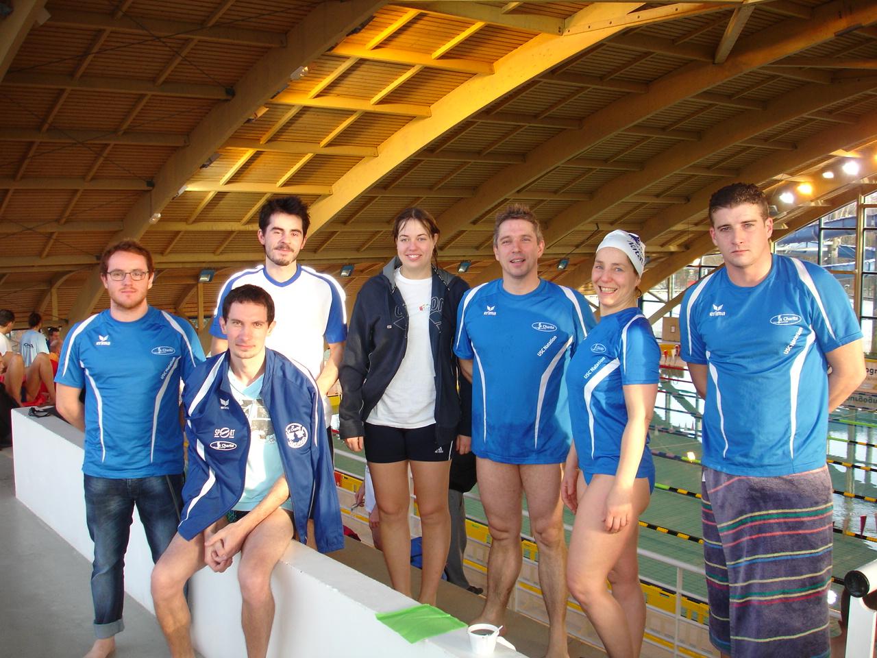 Championnat Bourgogne Auxerre 2013