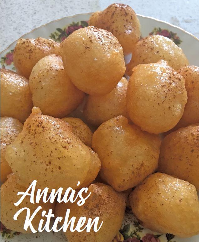 Anna's Kitchen Cook Book - saloniklis