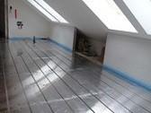 Trockenbau Fußbodenheizung Einfamilienhaus Polen