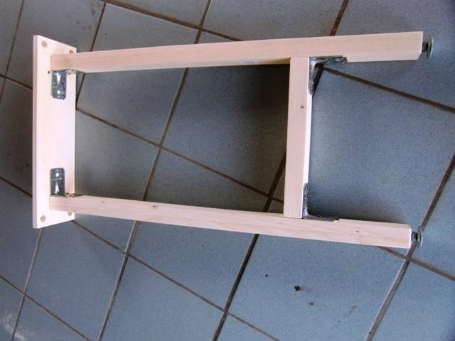 Stellfüsse für den Unterbau der Fahrplatten