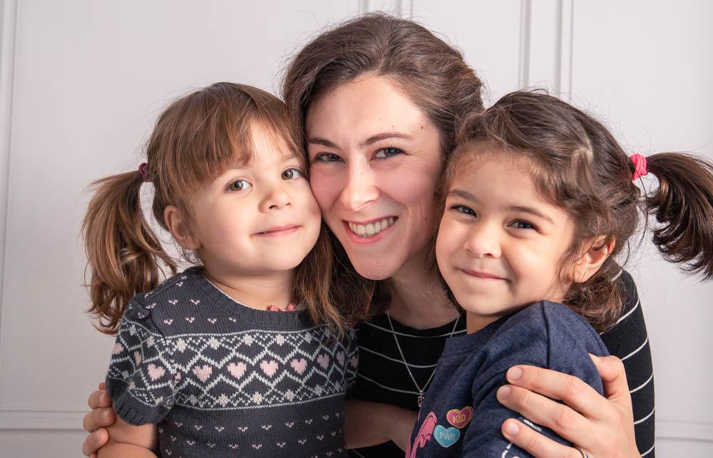 Familie, Familienfoto, Studiofotgrafie, Fotostudio, Kinder, Eltern