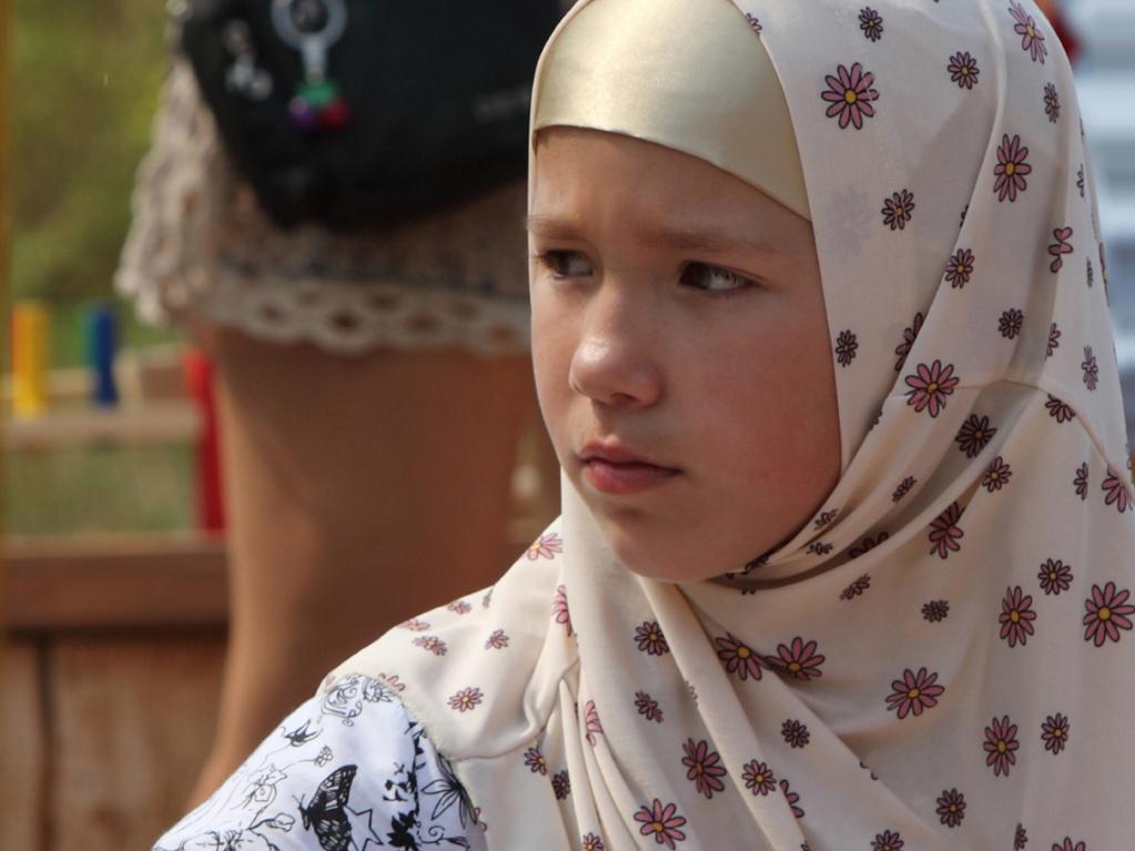 """Из серии """"Мусульманский мир"""""""