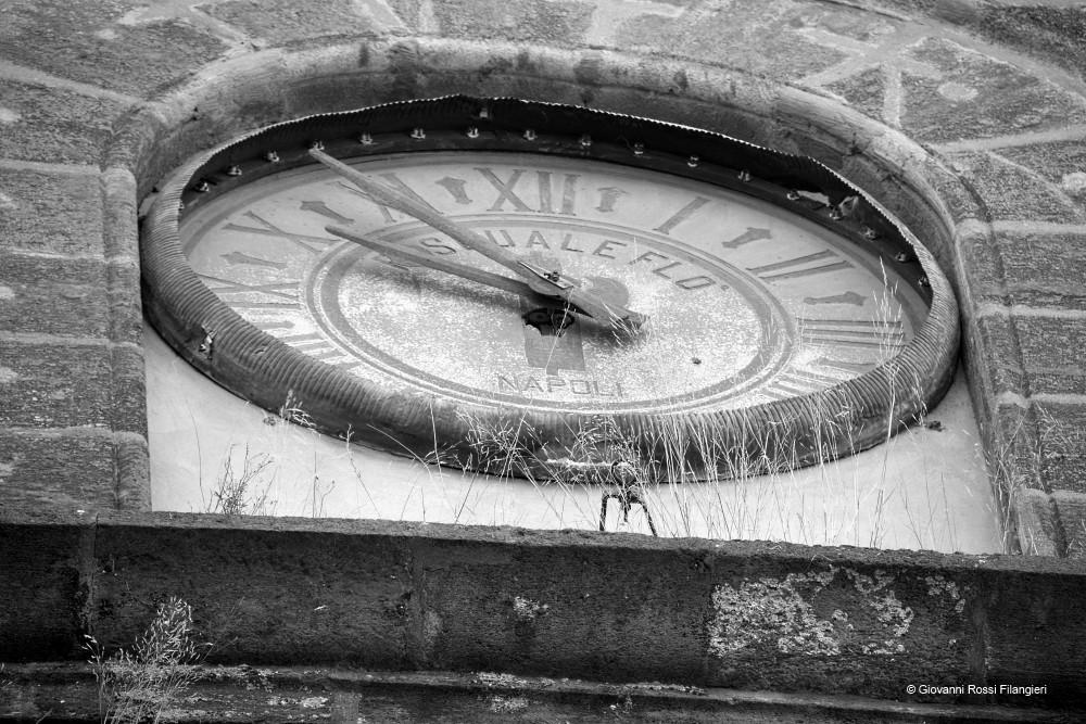 Orologio del campanile di San Lorenzo