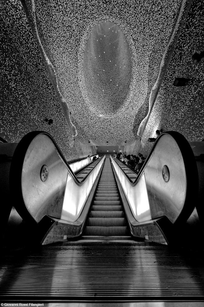 Stazione Linea 1 Metro Toledo