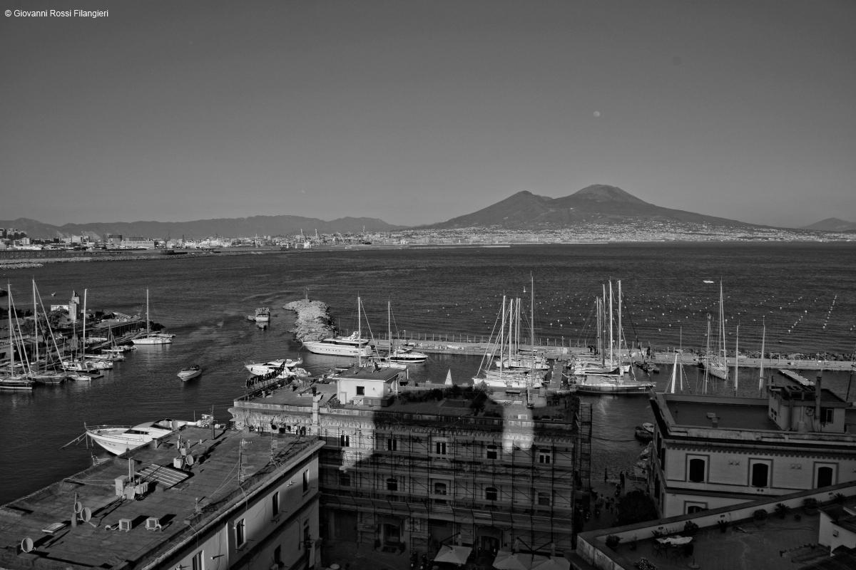 Il Vesuvio ed il Borgo dei marinai