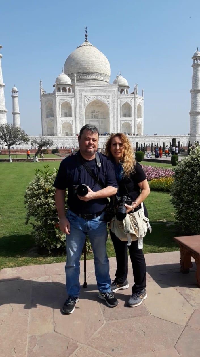 RAJASTHAN Agra, il Taj Mahal