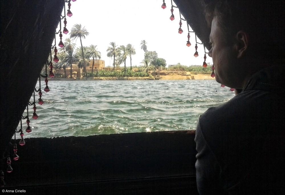 EGITTO in navigazione sul Nilo