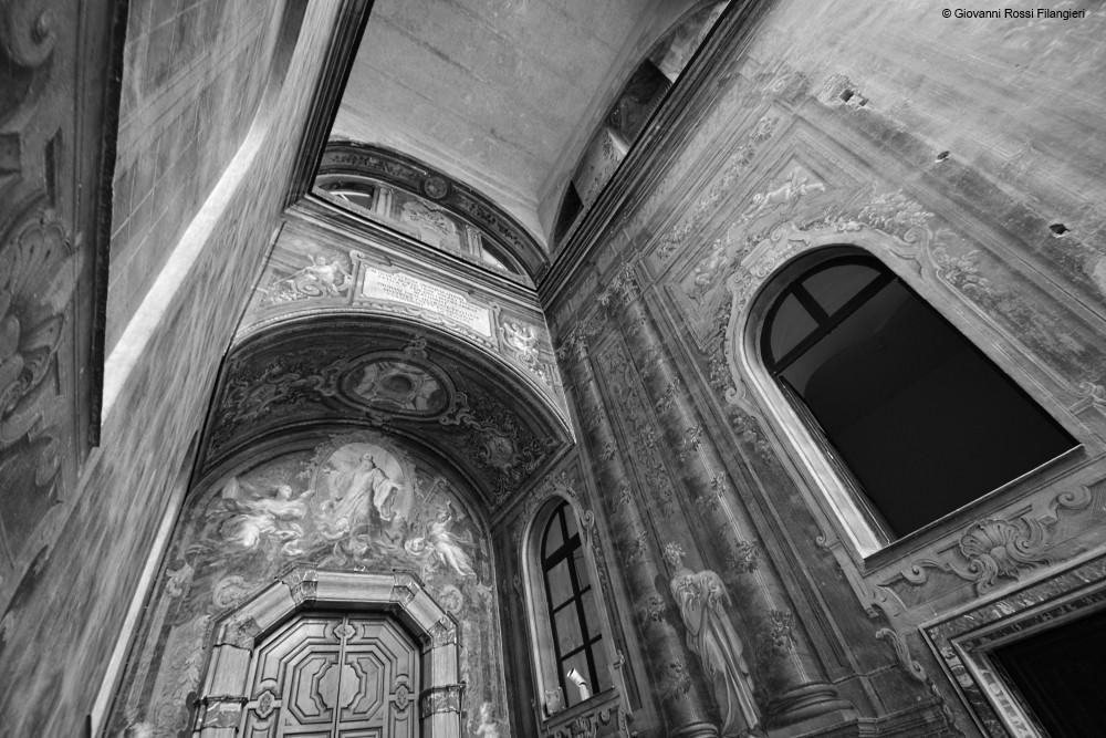 MONASTERO DI SAN GREGORIO ARMENO ingresso