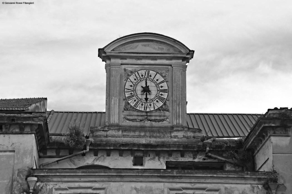 ANTICA FARMACIA orologio