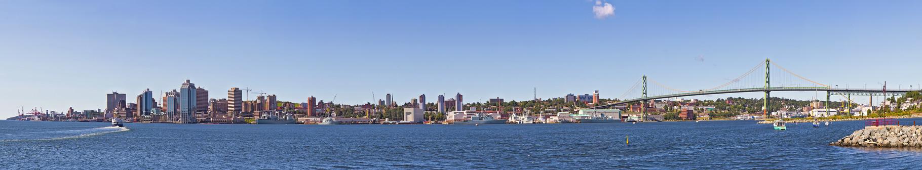 Halifax Stadt- Nova Scotia - Kanada