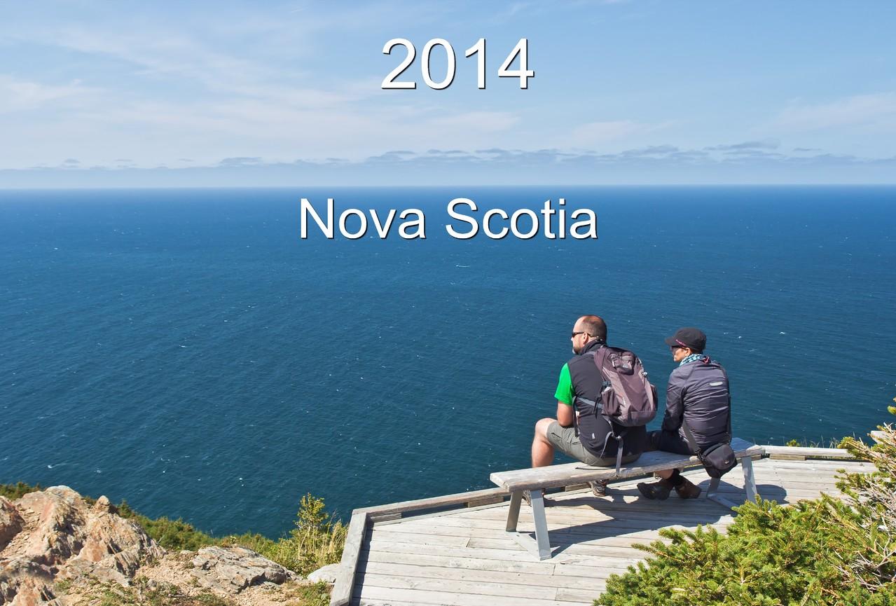 Deckblatt: NOVA SCOTIA 2014