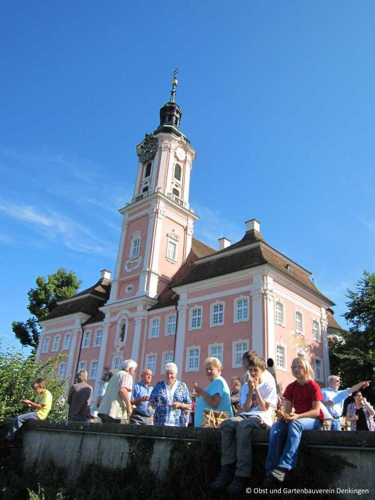 Ausflug Kloster Birnau