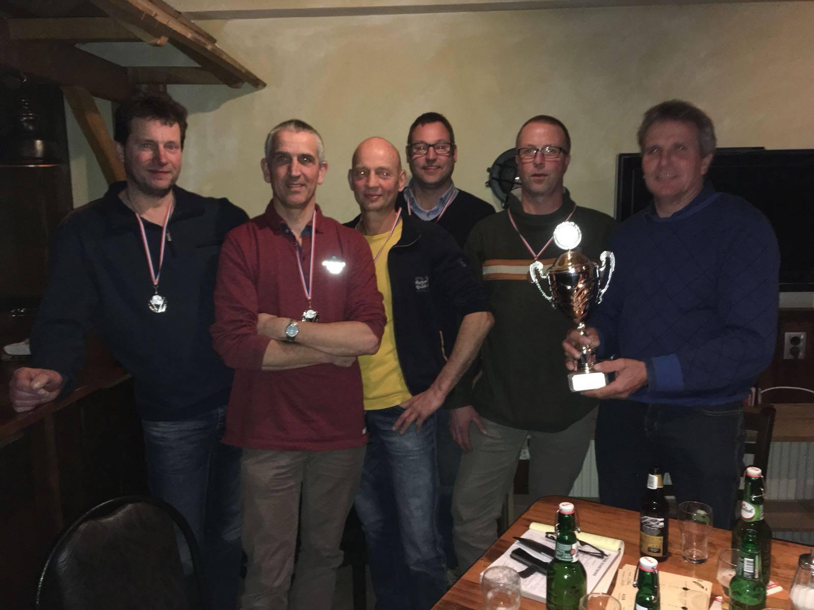 Kampioen Ksv 1 Klasse A3 2017-2018