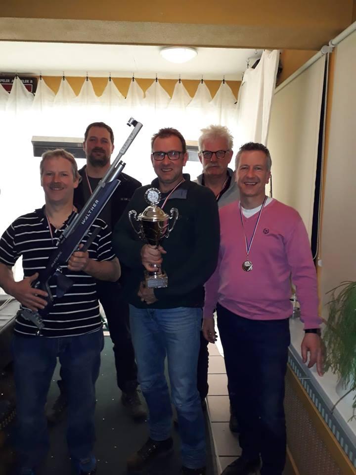Kampioen  De Aanleg 1 Hoofdklasse 2017-2018